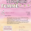 Design of the Week: Beauty Salon Package Promotions