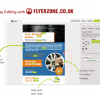 How to design mechanics flyers and leaflets