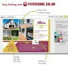 Estate agents – get your flyers in minutes!