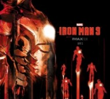 Iron Man 3 adds to horde of posters with IMAX offering