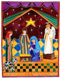 christian christmas themes