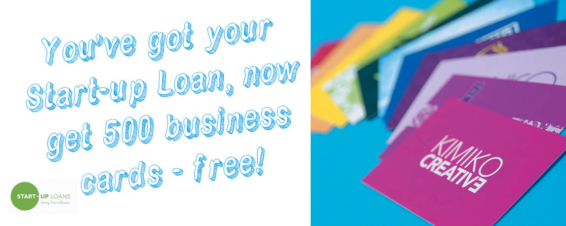 Free flyers and business cards for start up loans as reheart Images