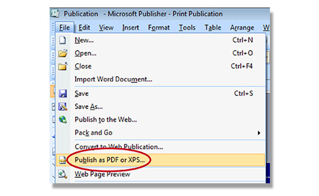 How To Open .PUB Files Without Microsoft Publisher