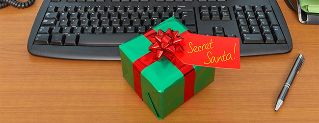Surviving secret Santa