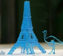 3D printing pen takes design community by storm