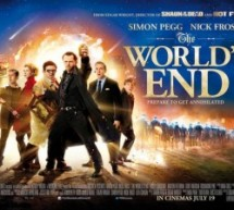The World's End hits print with new poster campaign