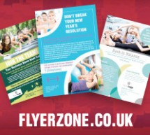 Up to 1/3 off Flyers and Business Cards in October!