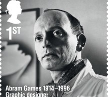 Abram Games features on new Royal Mail stamps