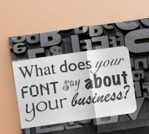 What does your font choice say about you?